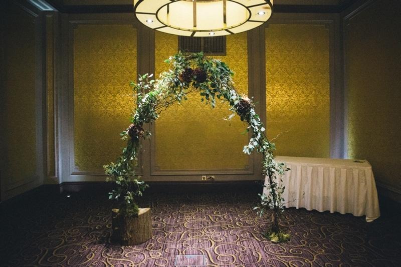 Glasgow Central Hotel Rocking Art Deco Floral Wedding Photographs of Emma_Michael-1913.jpg