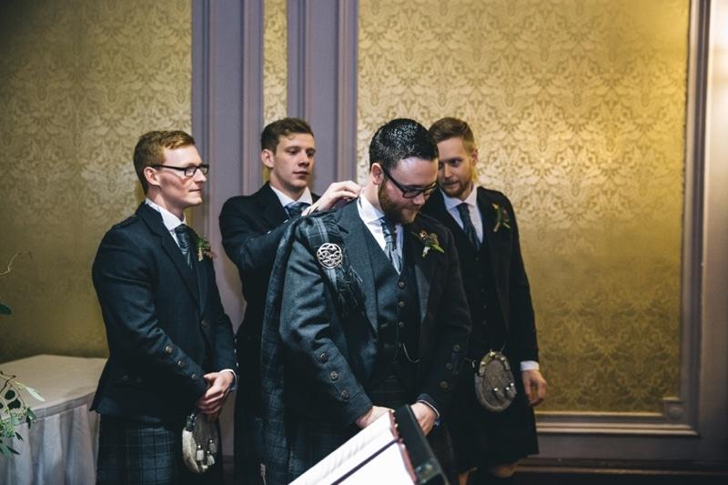 Glasgow Central Hotel Rocking Art Deco Floral Wedding Photographs of Emma_Michael-2114.jpg