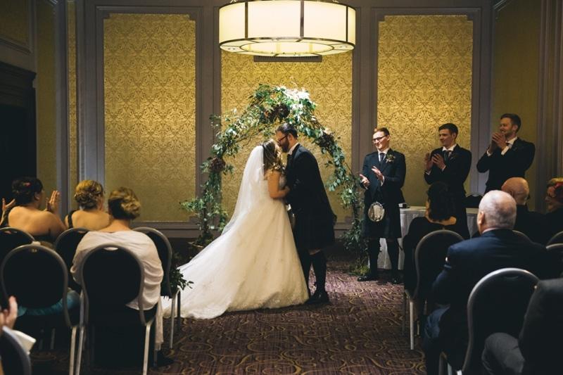 Glasgow Central Hotel Rocking Art Deco Floral Wedding Photographs of Emma_Michael-2193.jpg