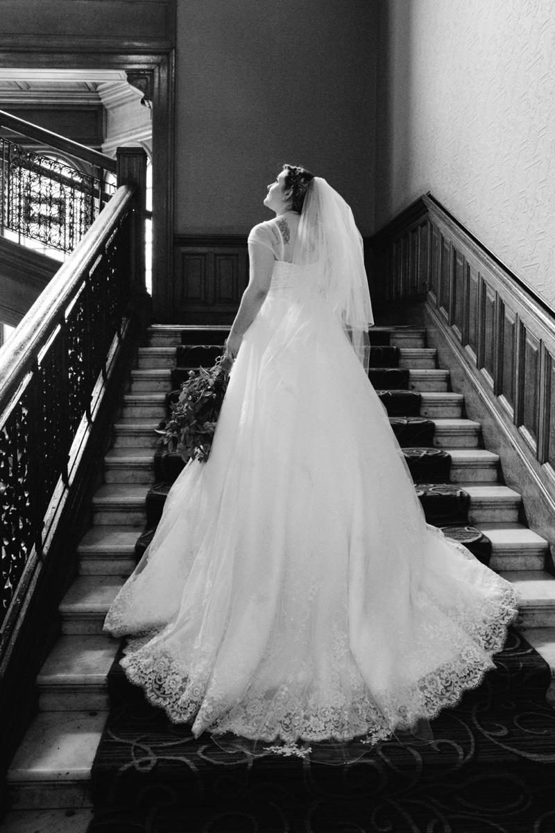 Glasgow Central Hotel Rocking Art Deco Floral Wedding Photographs of Emma_Michael-2456.jpg