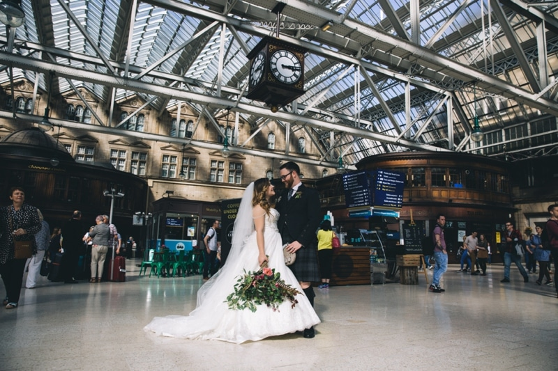 Glasgow Central Hotel Rocking Art Deco Floral Wedding Photographs of Emma_Michael-2650.jpg