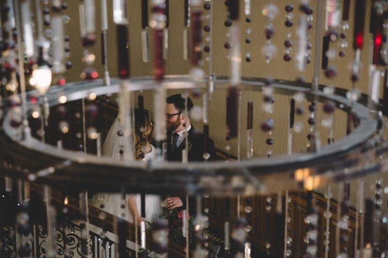 Glasgow Central Hotel Rocking Art Deco Floral Wedding Photographs of Emma_Michael-2712.jpg