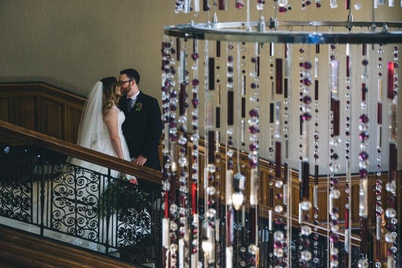 Glasgow Central Hotel Rocking Art Deco Floral Wedding Photographs of Emma_Michael-2722.jpg