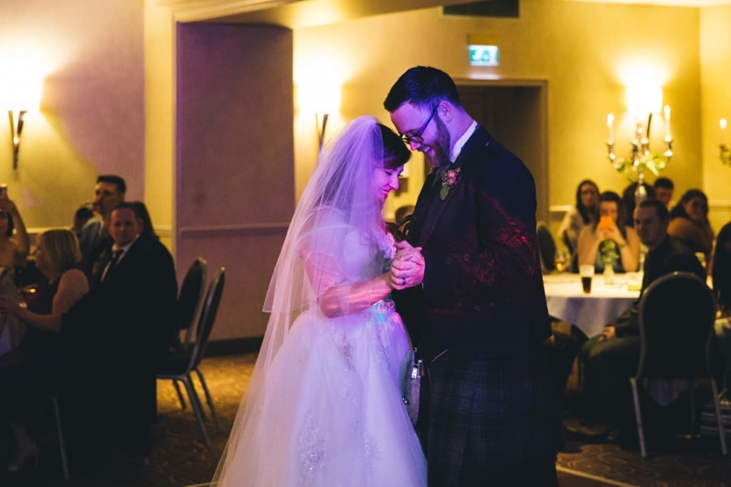 Glasgow Central Hotel Rocking Art Deco Floral Wedding Photographs of Emma_Michael-3191.jpg