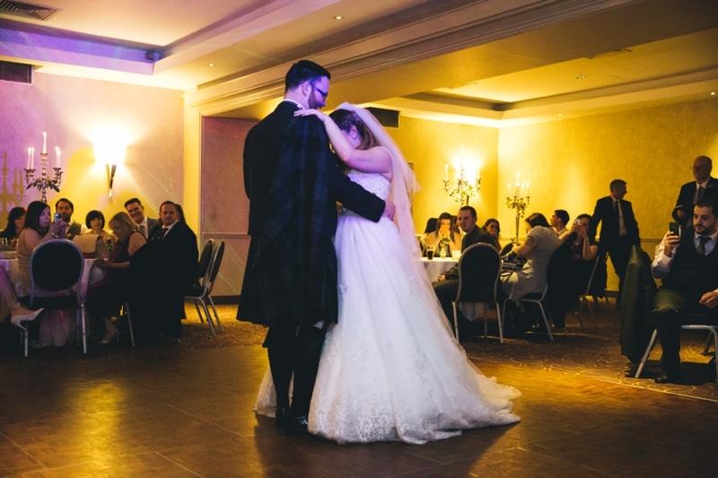 Glasgow Central Hotel Rocking Art Deco Floral Wedding Photographs of Emma_Michael-3195.jpg