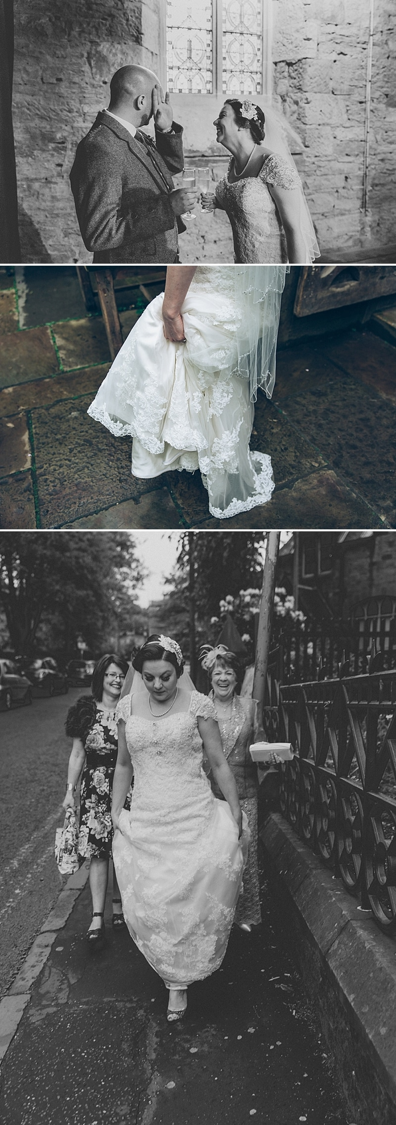 Vintage Cottiers Theatre Wedding