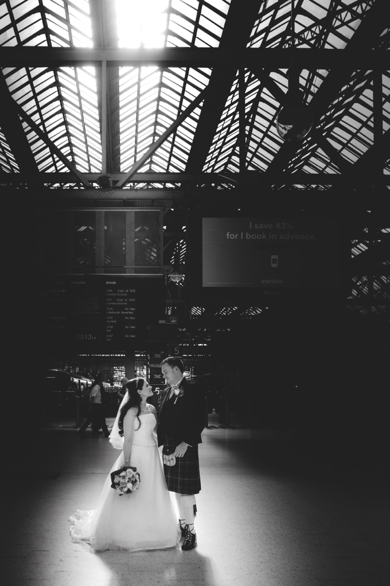 Glasgow Wedding Photography St Andrews The Barras City Centre Central Station (16 of 94).jpg