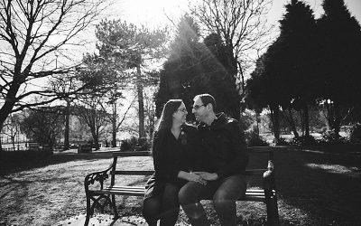 Leamington Spa Engagement photos