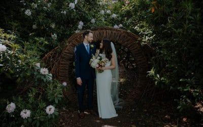 Scottish Wedding Photography: Summer Floral Byre Inchyra Wedding Photos