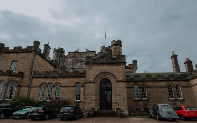 Oxenfoord Castle | Scottish Wedding Venue