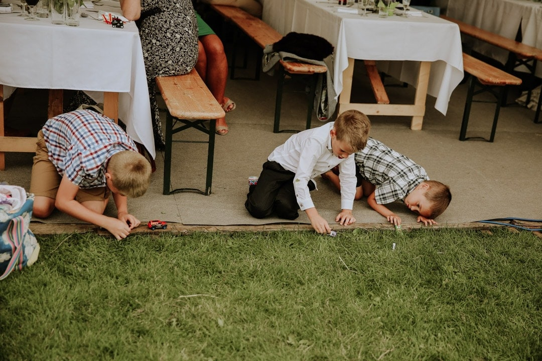 kids-playing-together-marquee-wedding