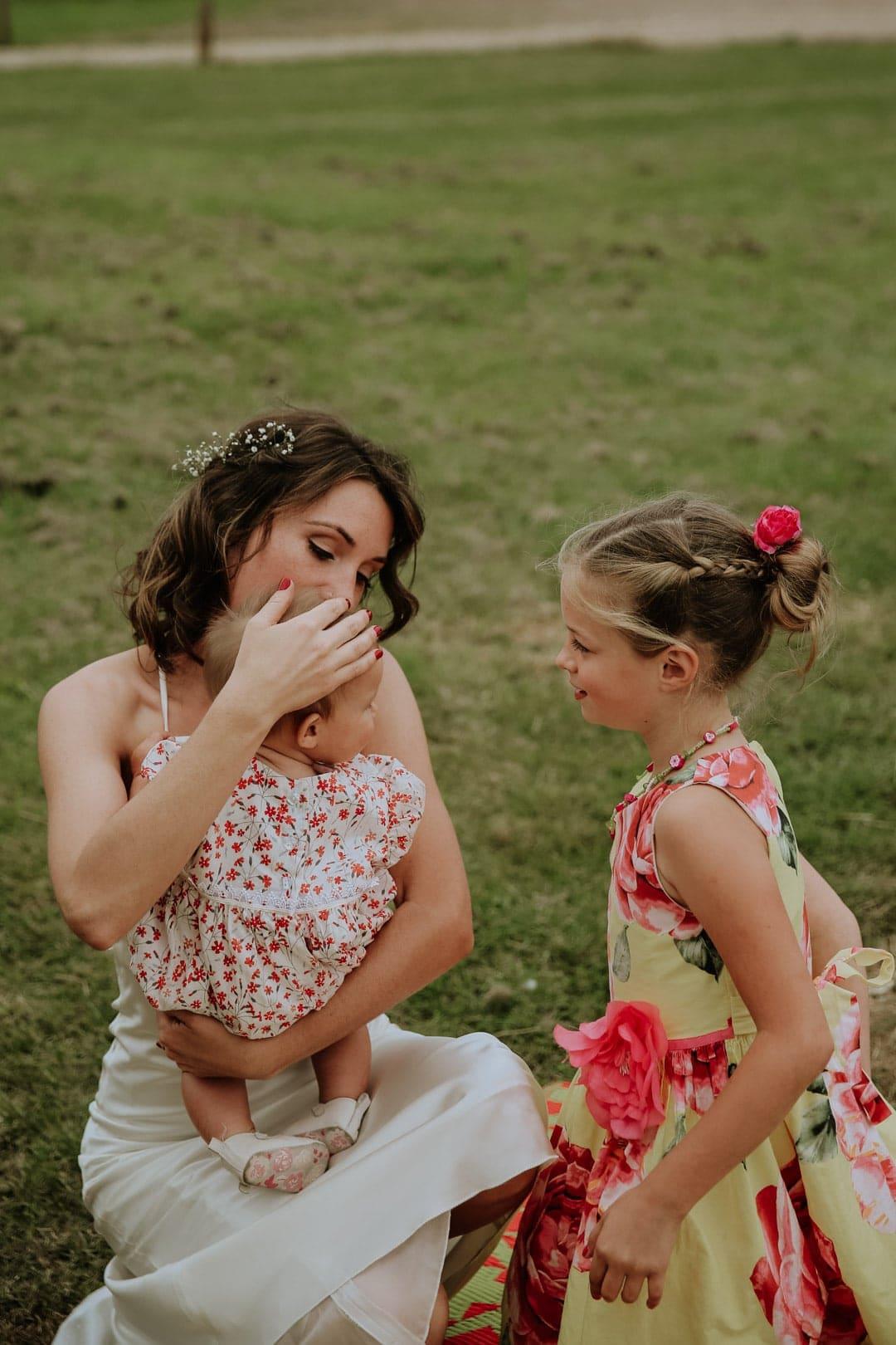 bride-with-children-wedding-photography-christine-mcnally