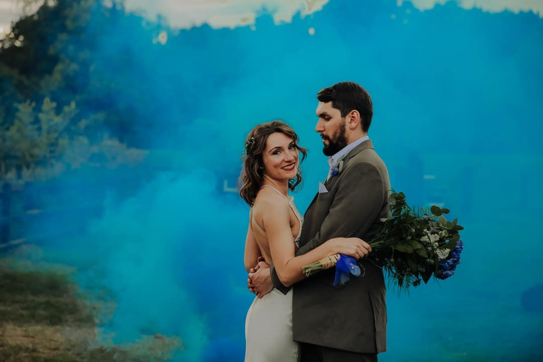 colourful-bride-groom-porttrait-leicestershire-wedding