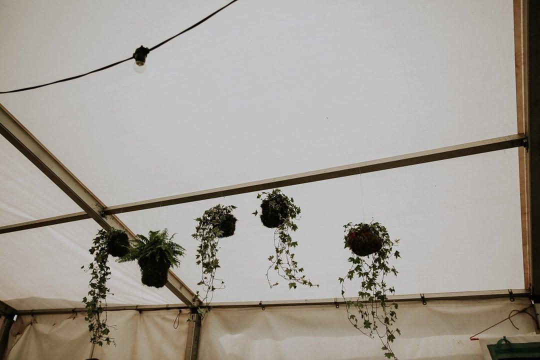 hanging-basket-decorations-diy-marquee-wedding