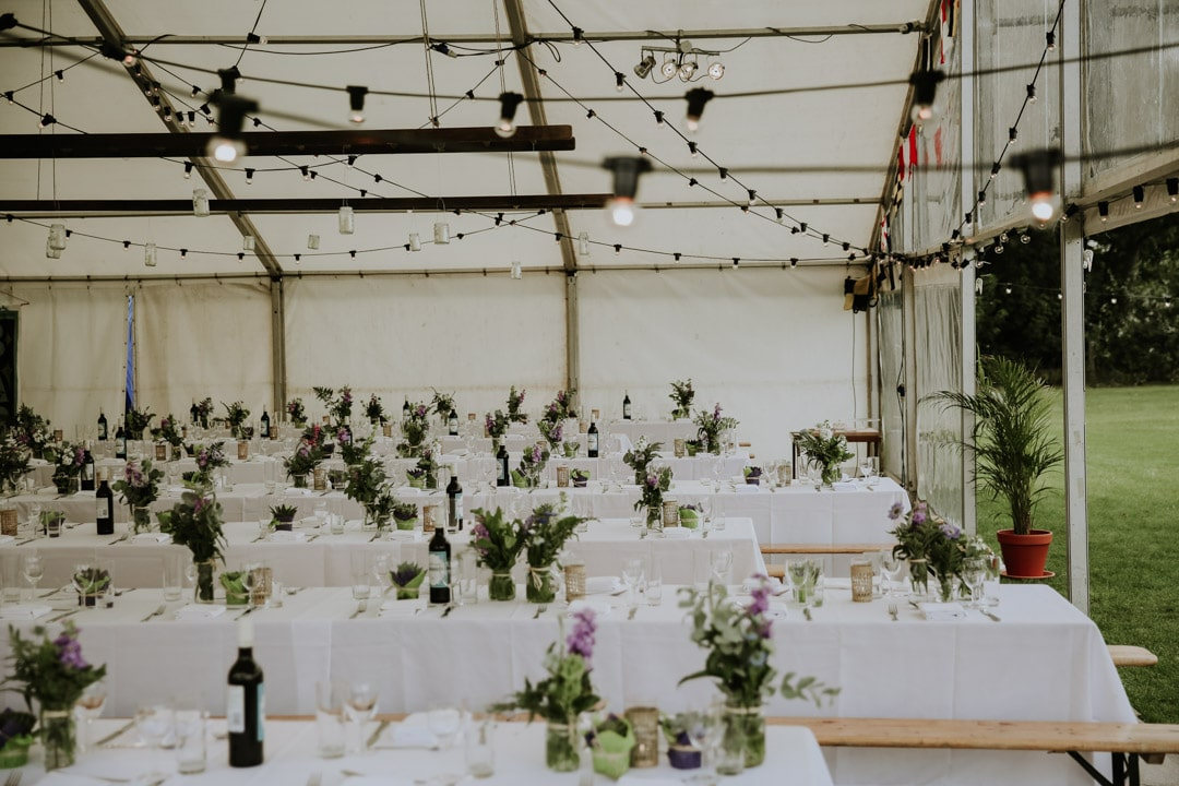 wedding in bedfordshire with industrial wedding decor and succulents wedding