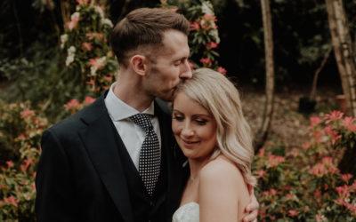 Elegant Spring Wedding at Hampton Manor   Faye & Chris