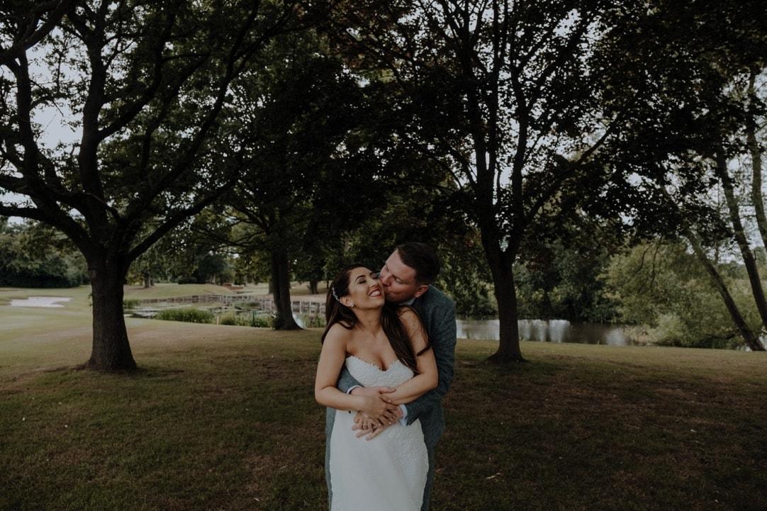 The Belfry Wedding Photos