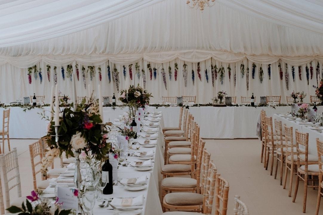 Summer RAF Wedding at The Walled Garden at Strathtyrum 091