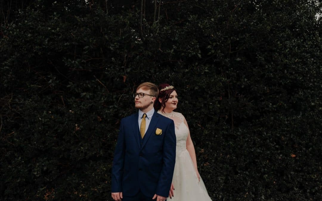Winter Wedding at Corus Chace Hotel Coventry | Jade & Caleb